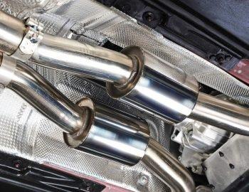 Ремонт выхлопной системы автомобиля в Самаре   Авто-Лидер