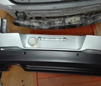 Бампер задний - снятие/установка в Самаре | Авто-Лидер