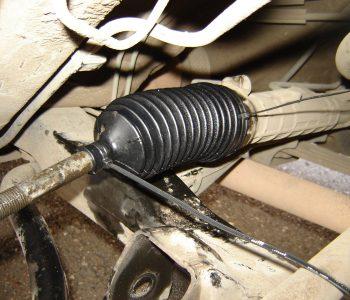 Пыльник рулевой тяги - замена в Самаре | Авто-Лидер