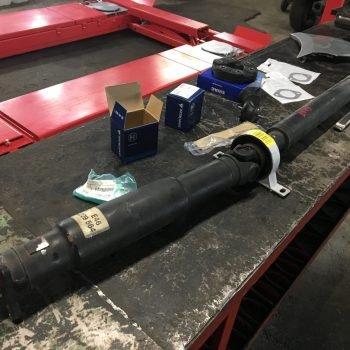 Карданный вал - замена/ремонт в Самаре | Авто-Лидер