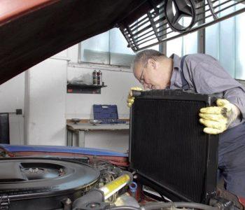 Радиатор - замена в Самаре   Авто-Лидер