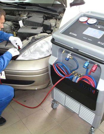 Ремонт и обслуживание автомобильных кондиционеров в Самаре | Авто-Лидер