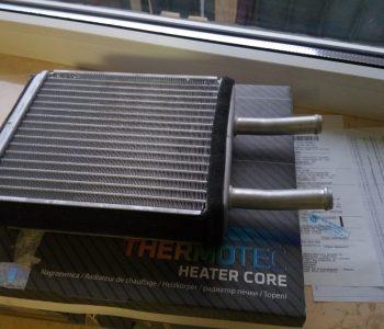 Радиатор отопителя (печки) - замена в Самаре   Авто-Лидер
