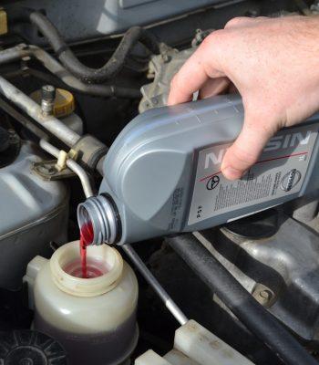 Жидкость ГУР - замена в Самаре   Авто-Лидер