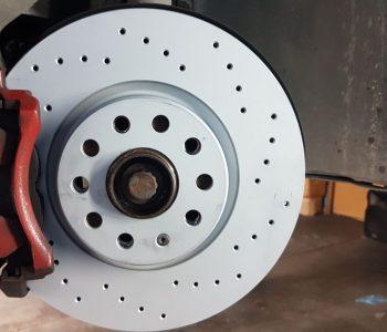 Диски тормозные - замена в Самаре | Авто-Лидер