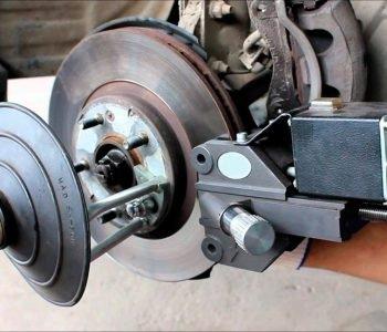 Проточка дисков в Самаре | Авто-Лидер