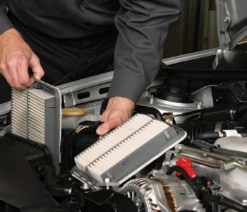 Замена воздушного фильтра в Самаре   Авто-Лидер