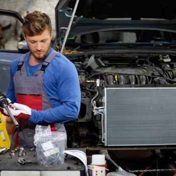 Ремонт системы охлаждения автомобиля в Самаре | Авто-Лидер