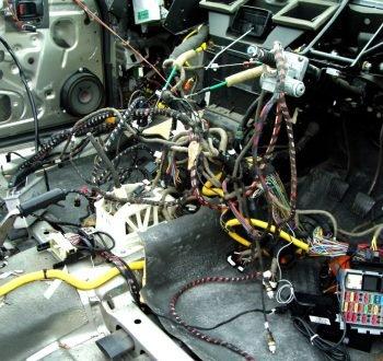 Ремонт и восстановление электропроводки в Самаре   Авто-Лидер