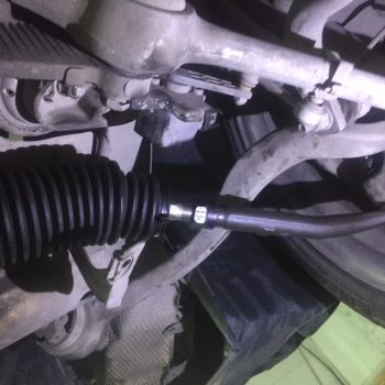 Тяга рулевая - замена в Самаре   Авто-Лидер
