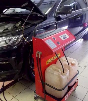Аппаратная замена масла в АКПП в Самаре | Авто-Лидер