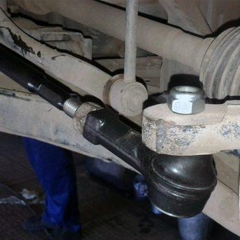 Наконечник рулевой - замена в Самаре | Авто-Лидер